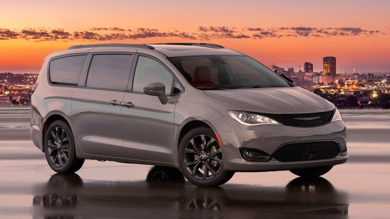 2020 Chrysler Pacifica Red S Edition Priced Chrysler Pacifica