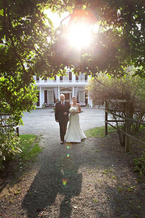 Real Newport Wedding At Linden Place Bristol RI
