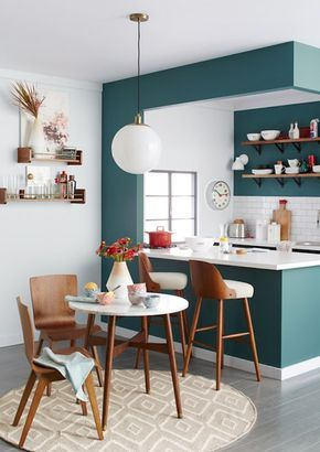 integrate your kitchen small dining room ideas 17 clever ways to rh pinterest com