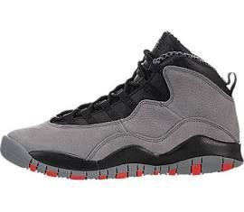 d86f467fad9d Jordan Retro 10 - Boys  Grade School Basketball Shoe Boys Size 3.5 ...