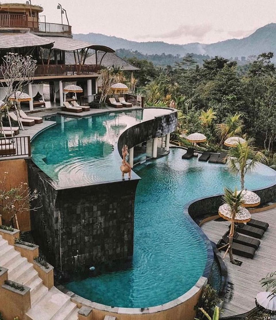 explore and travel 101 on instagram u201cwapa di ume resort in ubud rh pinterest com