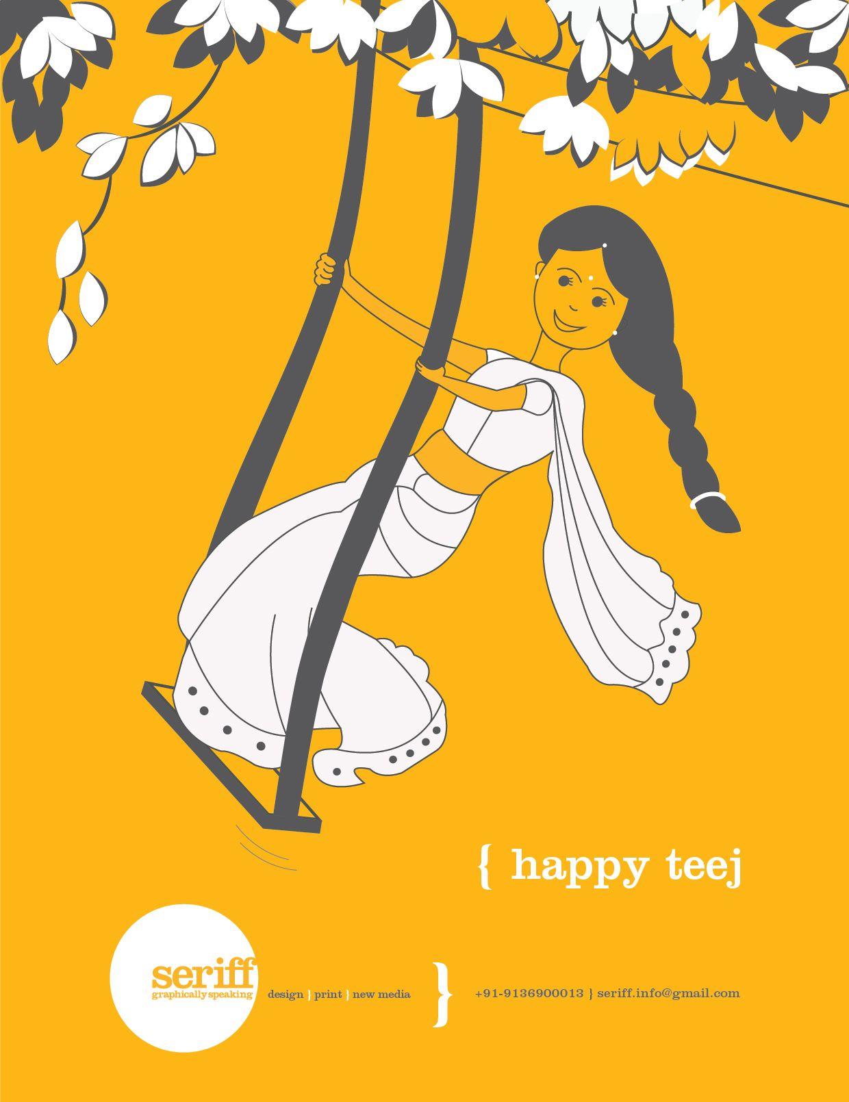 Happy Teej Happy Teej Festival Women