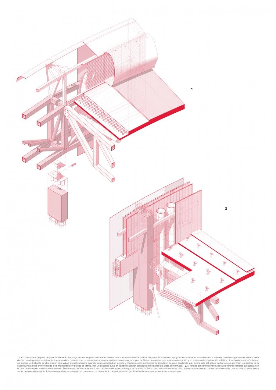 Off The Grid Architectural Design Archive By Dpa Architecture Visualization Perspective Drawing Architecture Diagram Architecture