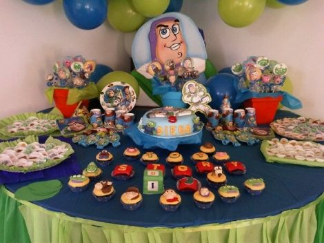 boy toy story baby shower theme party themed desserts and decor rh pinterest com