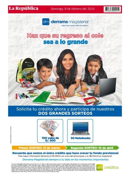 LaRepublica Lima - 08-02-2015 | Pág. 41 | LaRepublica.pe