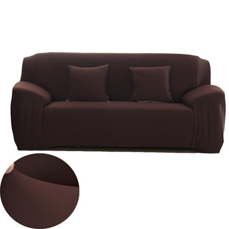 1 3 Seater Stretch Loveseat Sofa Couch Protect Cover Slipcover