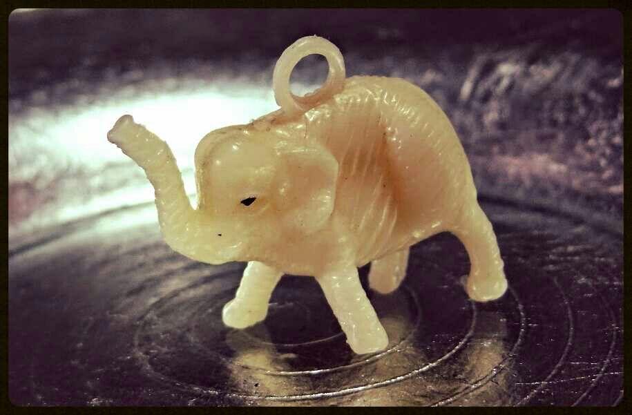 Model  animal toy elephant