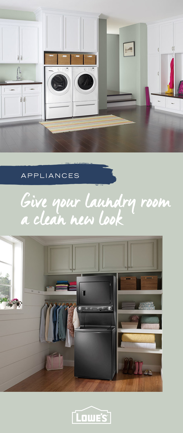Upgrade your kitchen or laundry room to