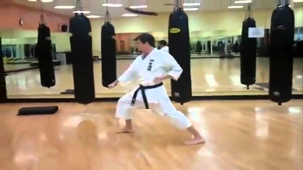 Shotokan Kata Heian Shodan Step By Step With Images Shotokan