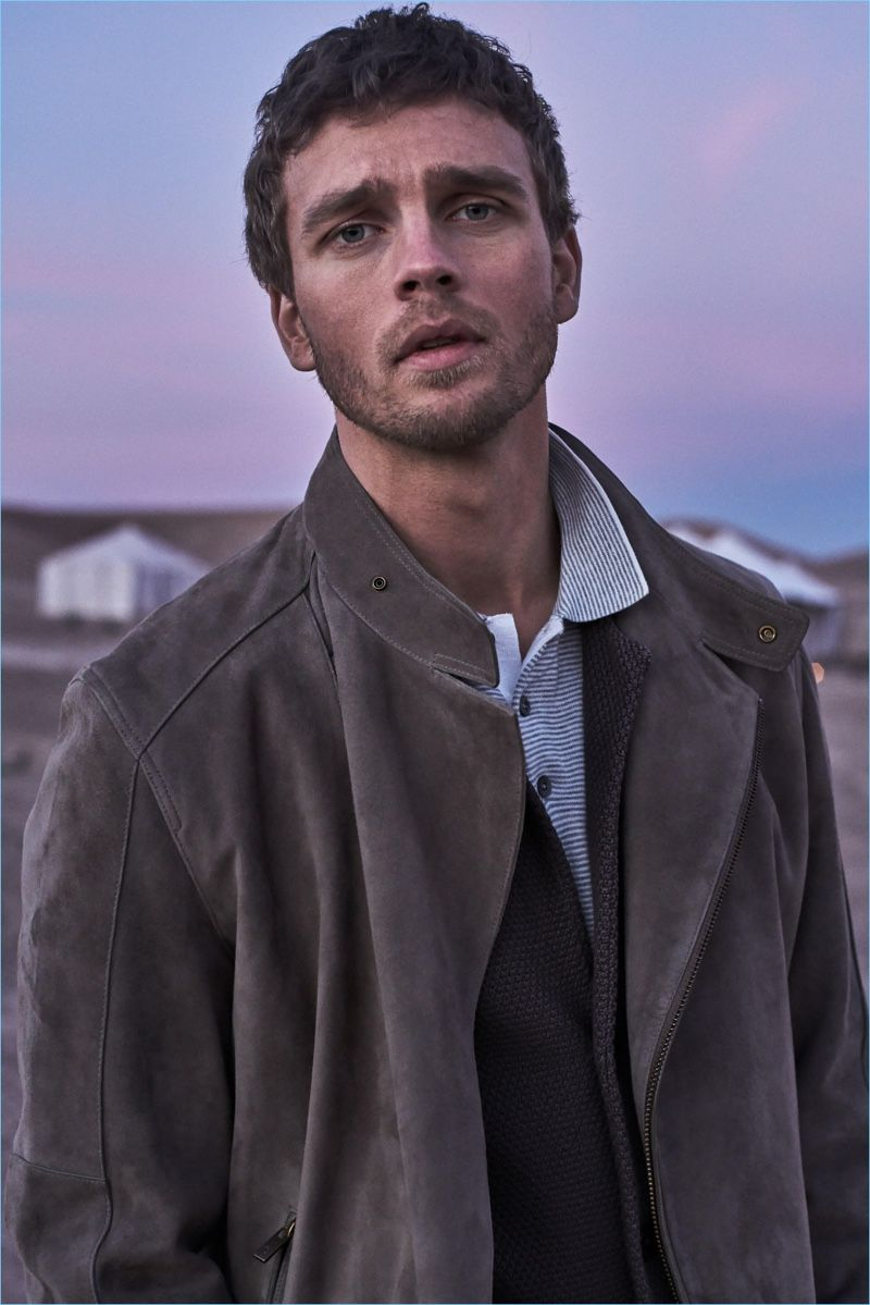Moroccan Travels Benjamin Eidem Channels The Modern Explorer For Massimo Dutti Retratos Y Artistas