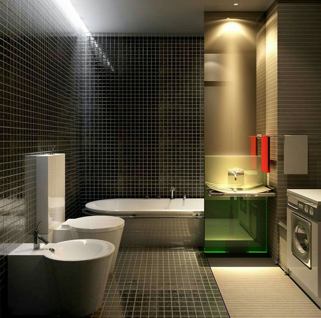 Beautiful small bathroom design Bathroom Design Small