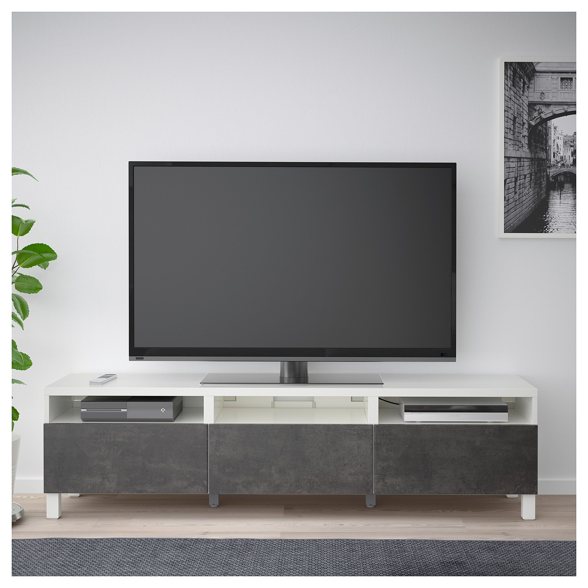 Furniture Home Furnishings Find Your Inspiration Tv Bench Tv Unit Grey Tv Unit