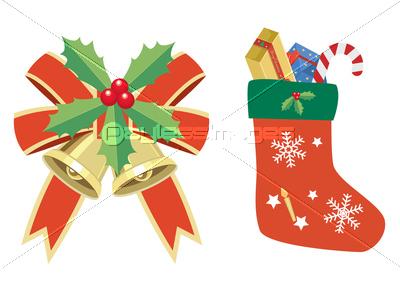 イラスト,クリスマスの写真・イラスト素材 (xf2985054232) │ペイレスイメージズ | クリスマス イラスト, クリスマス オーナメント, クリスマス イメージ