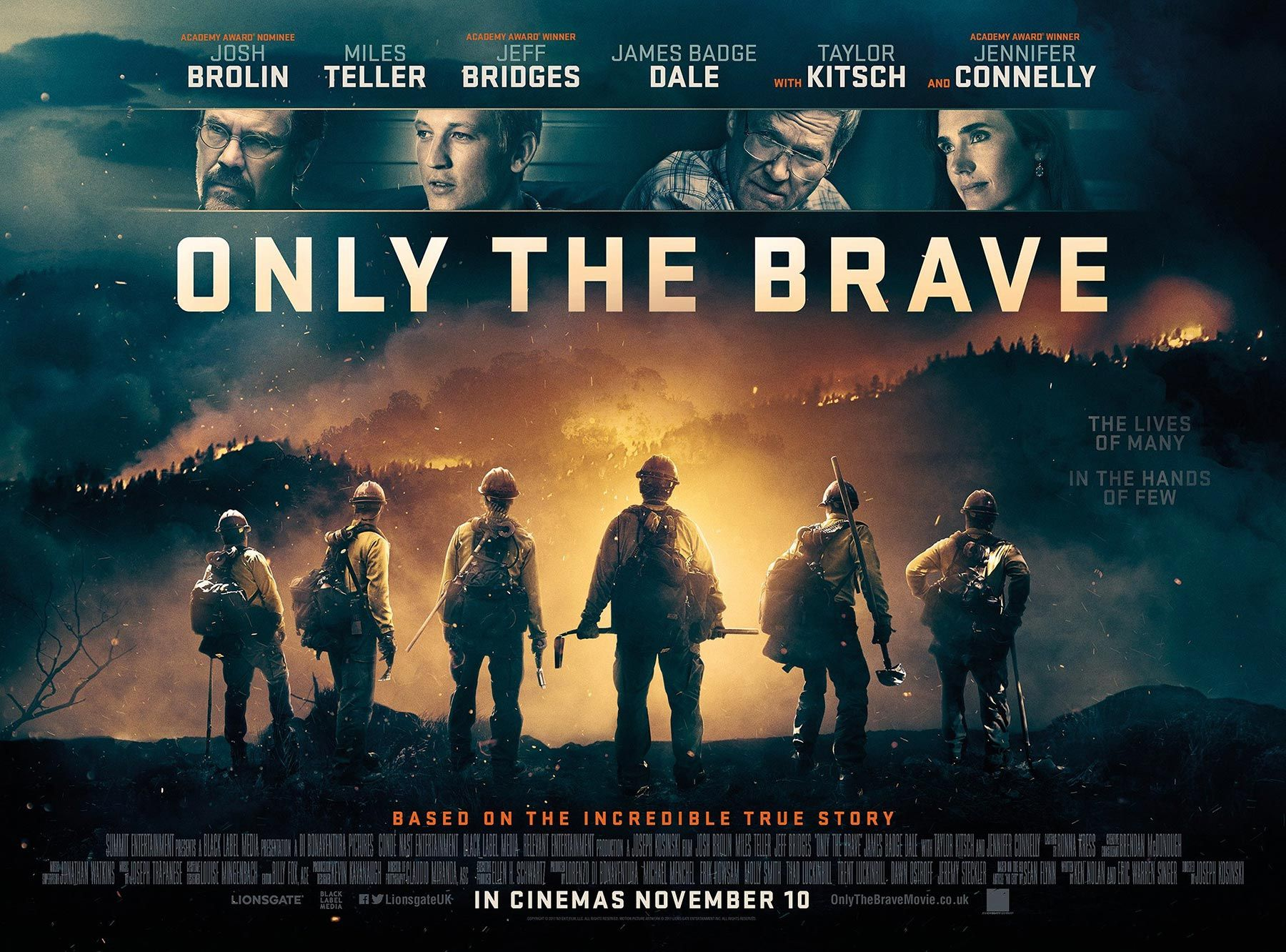 Online.HD™.-! Watch Only the Brave (2017) Movie Online Free ...