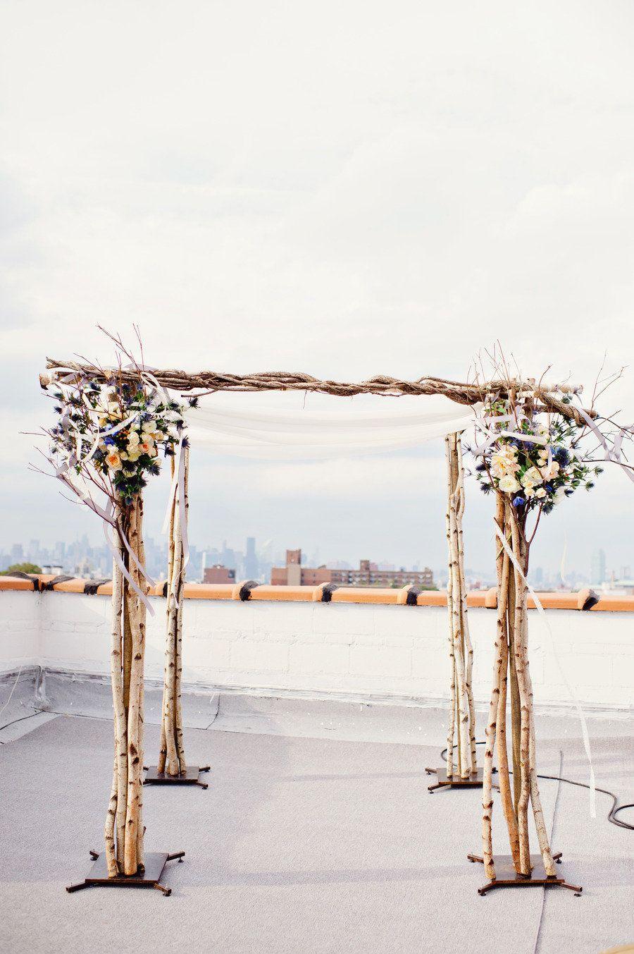 wedding ceremony new york city%0A New York City Wedding from Heather Kincaid   Firefly Events