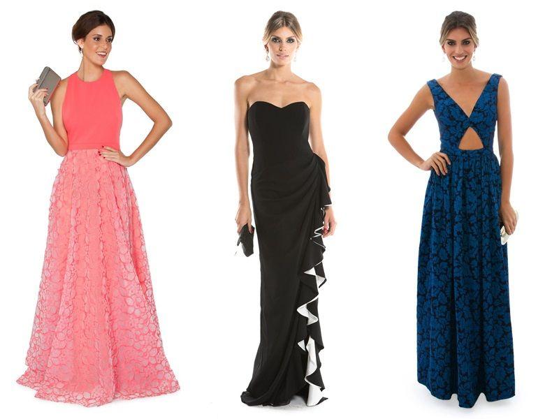 725806352 O Vestido de festa ideal para o seu tipo de corpo | Vestidos de ...