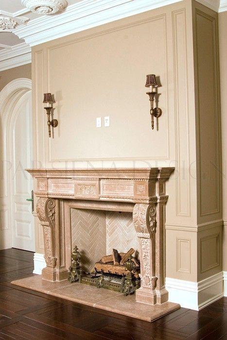 fireplace mantels toronto custom mantels mississauga stone rh pinterest com