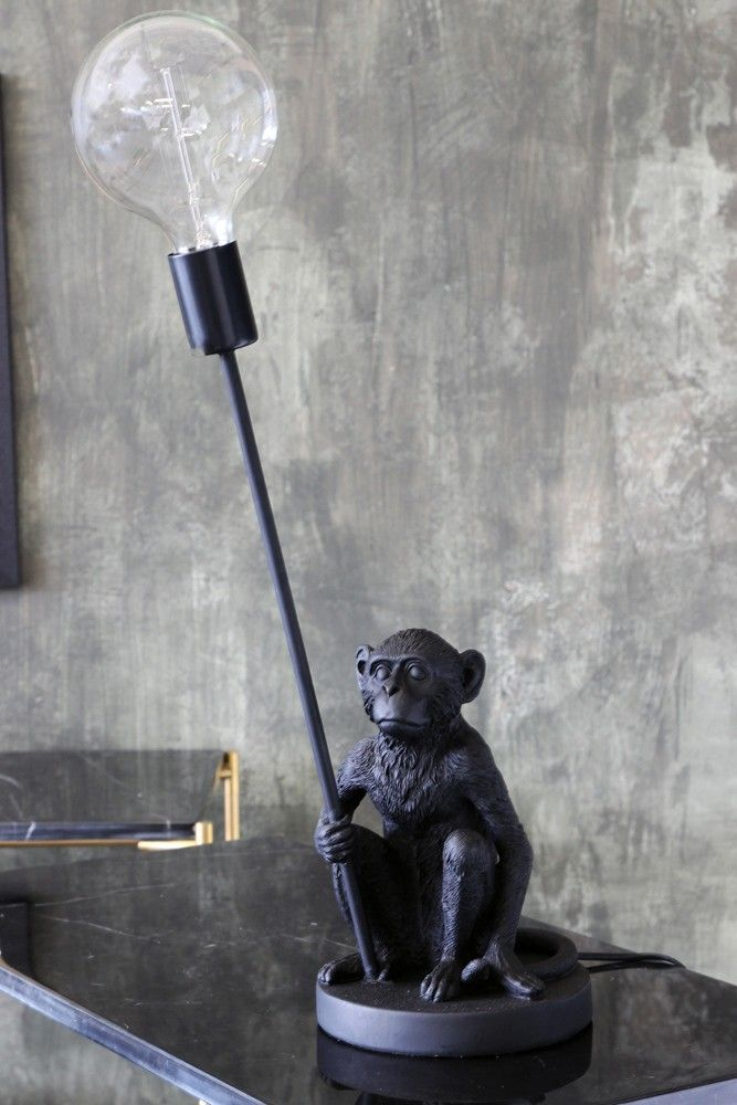 Rafael Monkey Table Lamp   View All   NEW