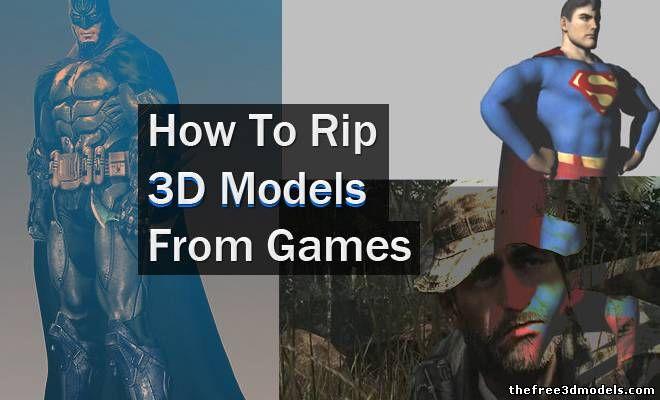 TF3DM - 3D Models for free אתר להורדות מודלים בתלת מימד חינם