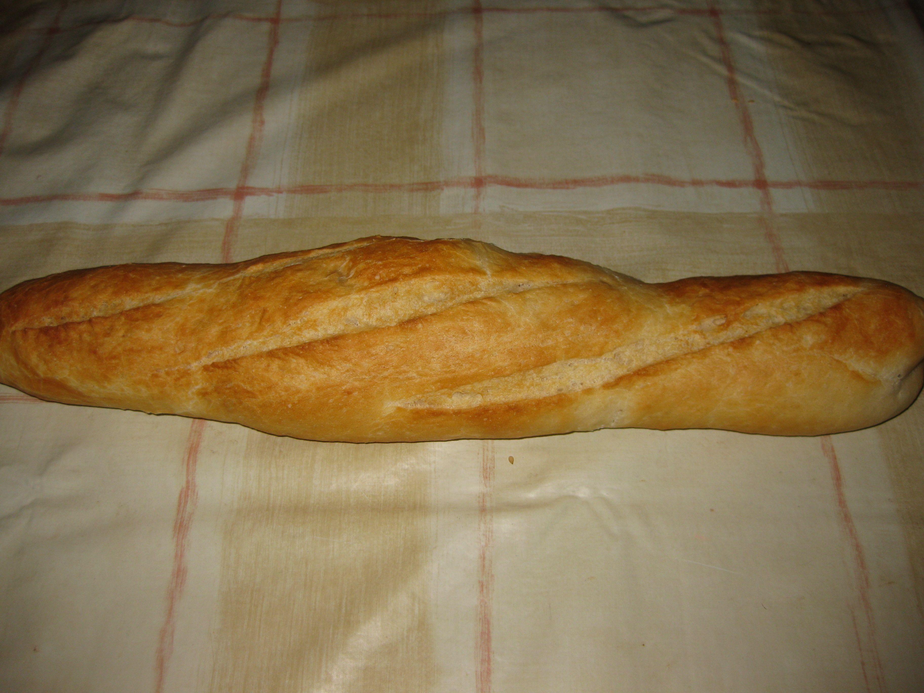 Pan hecho a mano