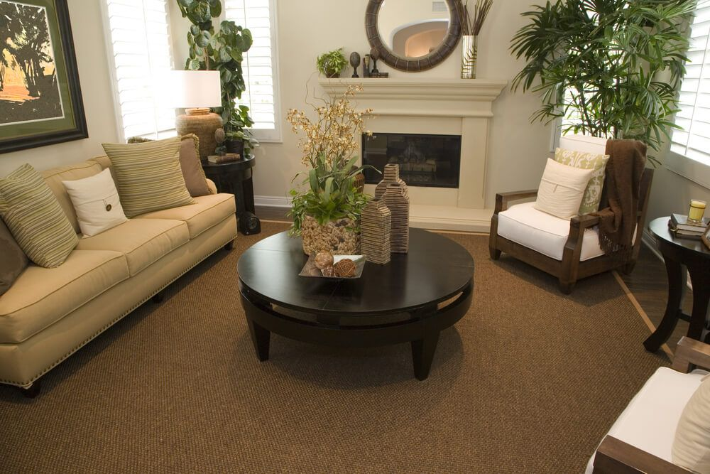latest sofa designs for living room%0A    Beautifully Decorated Living Room Designs
