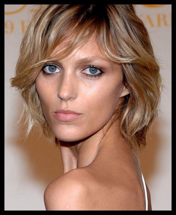 Fryzury Do Chudej Lub Pociągłej Twarzy Hairstyles For Thin