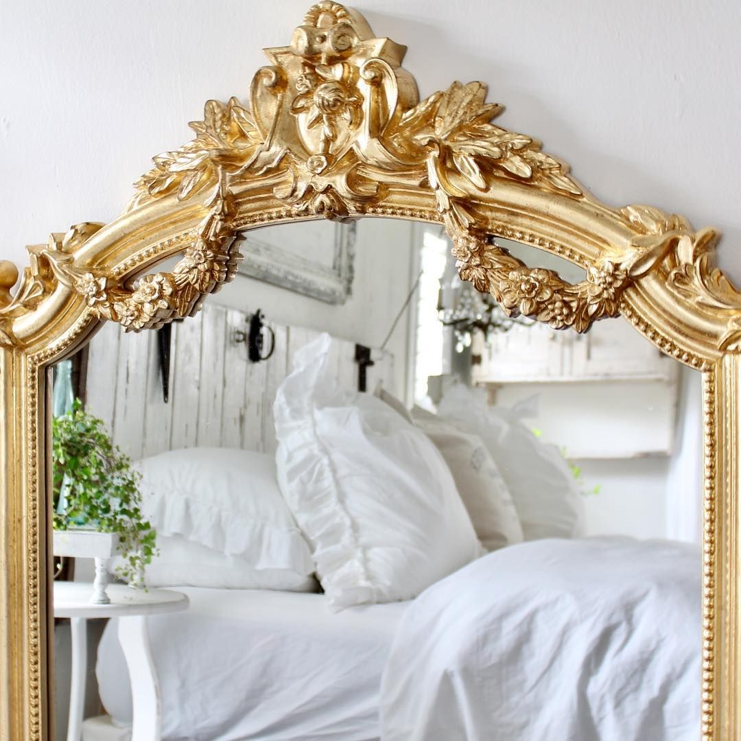 Photo of 19 Charming French Country Mirrors