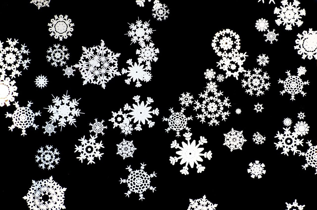 How to Make Paper Snowflakes Paper Snowflake