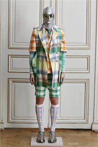 Thom Browne - Moda Uomo Primavera Estate 2013 - Vogue.it