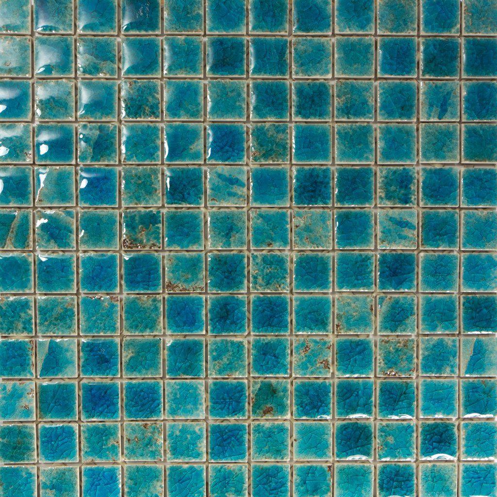 Turquoise Mosaic Tile Tile Design Ideas