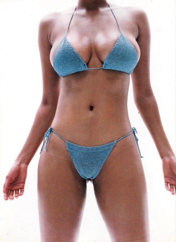 Tyra Banks Bikini Tyra Banks Bikini Fantasy Island