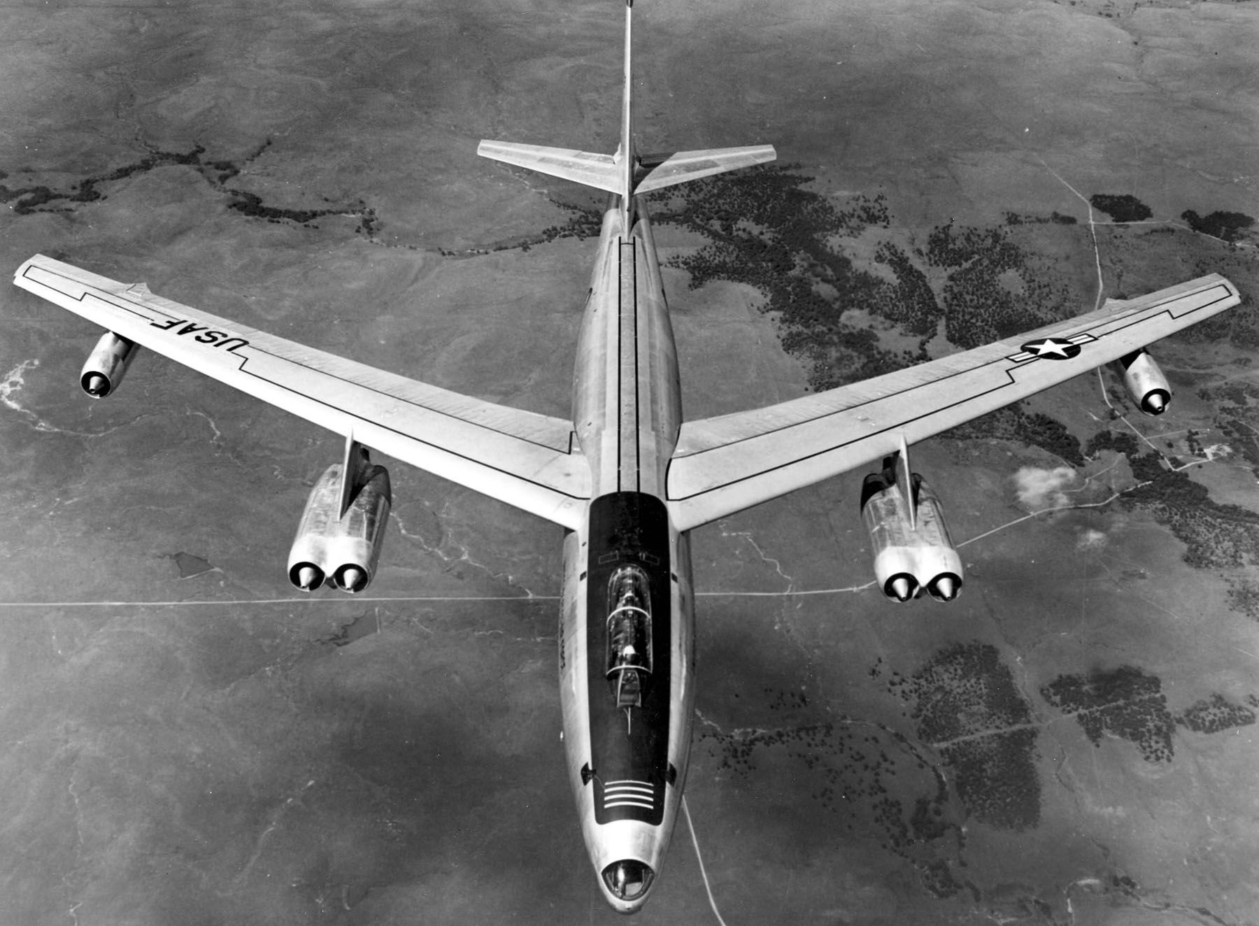 Boeing RB-47E Stratojet