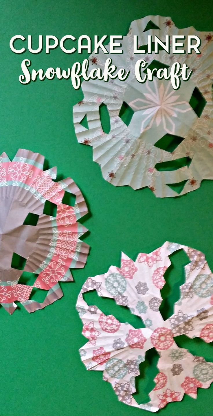 Making snowflakes has never been easier thanks