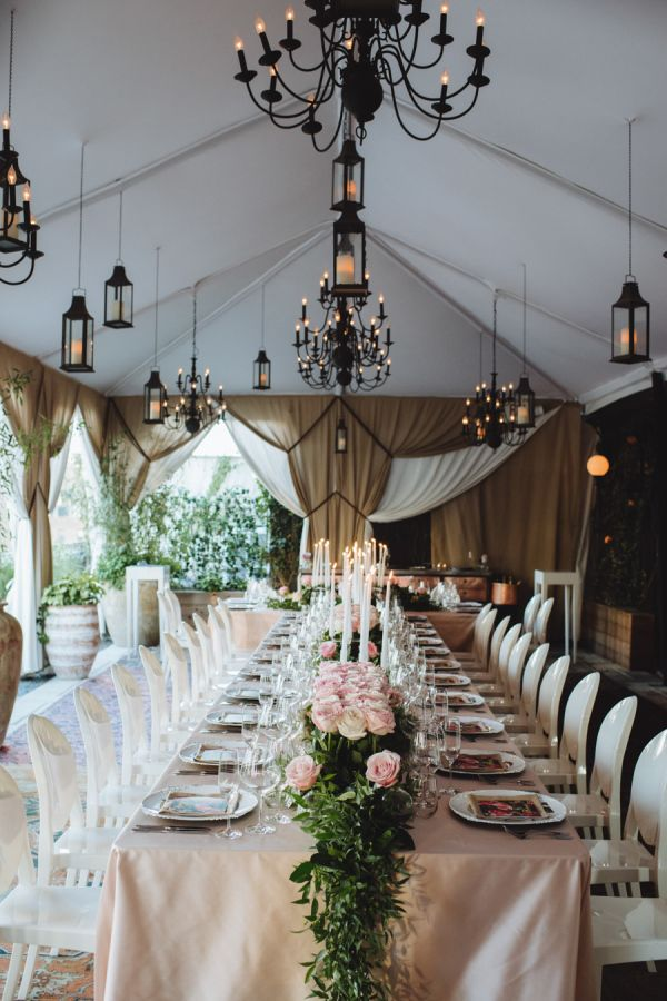 best wedding reception halls in nyc%0A Secret Garden Rooftop  NYC Wedding with a touch of glamour