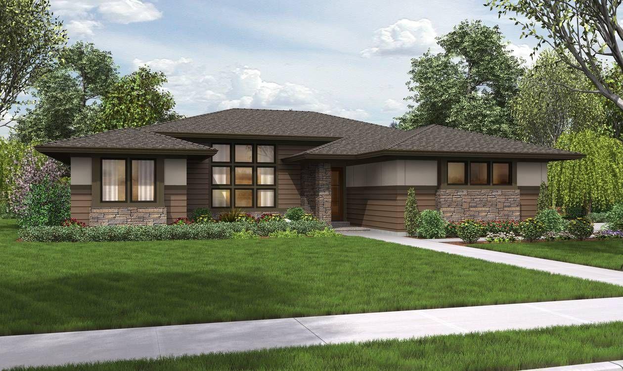 house plan 1247 the dallas lake living modern house plans rh pinterest com