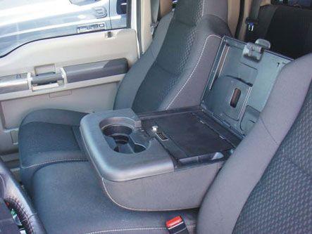 Ford F150 Fold Down Armrest 2004 2011 Truck Mods