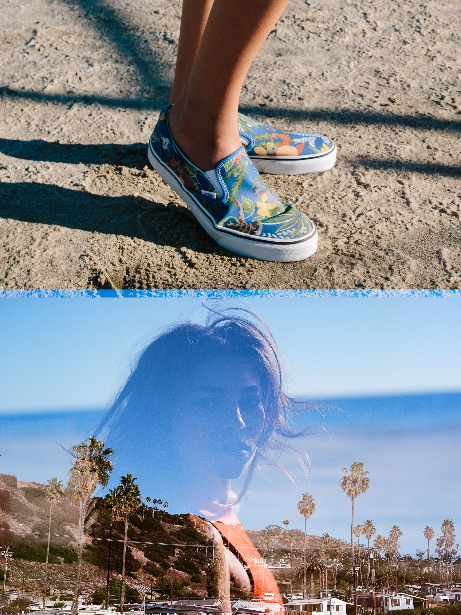 Stay in a Summer State of Mind with the Disney and Vans Collection