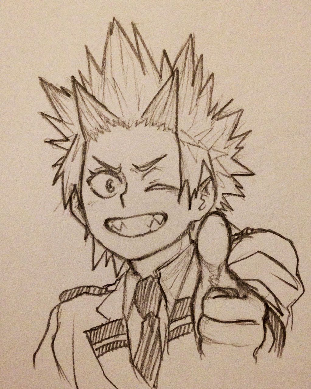 Boku no Hero Academia Misc — athanatosora:   More BNHA ask meme sketches