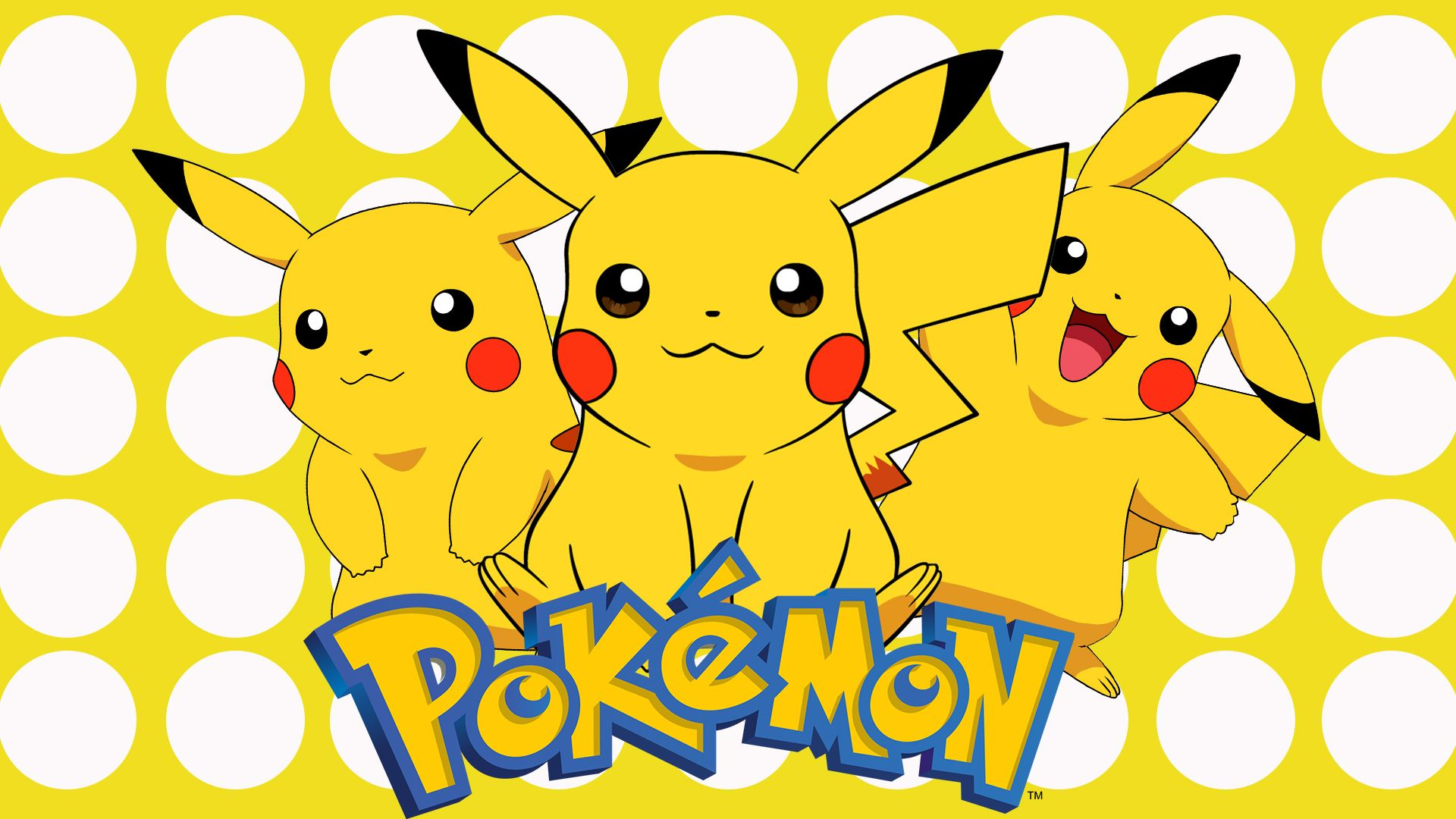 Pikachu Pokemon Wallpaper HD 1373