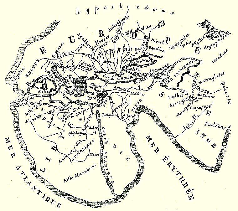 SWIAT HERODOTA TATA La mesure du monde : Eratosthène et Ptolémée