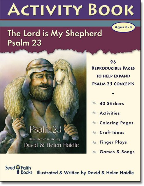 craft ideas for psalm 23