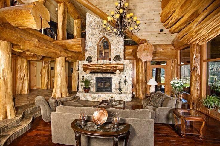 Holzhaus Inneneinrichtung pinrobin jackson on country cabins & decor | pinterest | haus