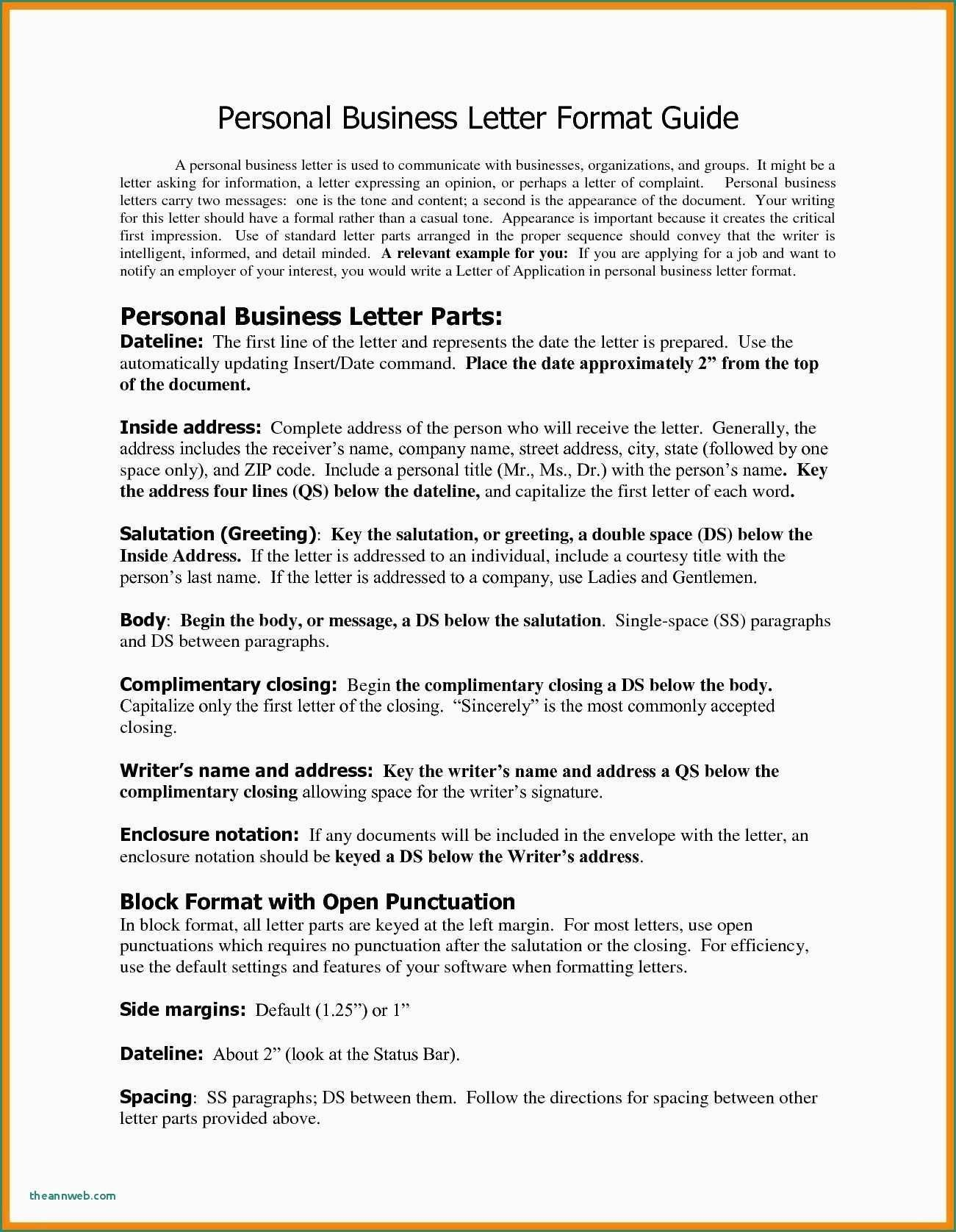 Should I Double Space A Cover Letter from i.pinimg.com