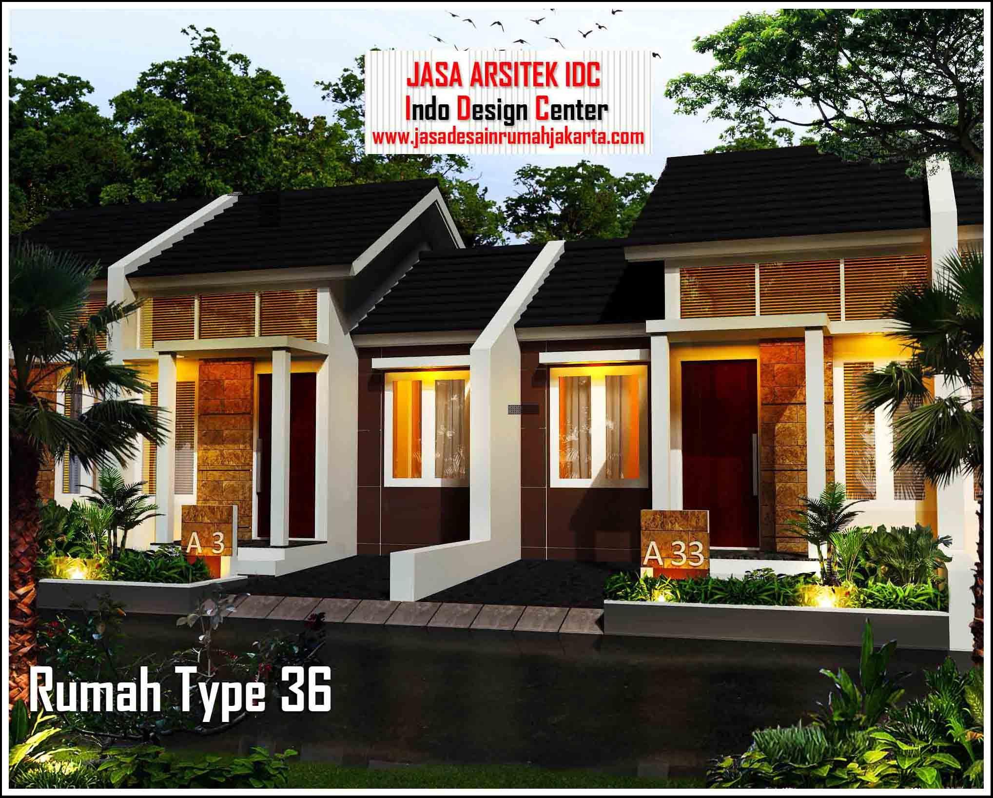 Interior Rumah Type 36/60 / Contoh Rumah Minimalis Type 36 ...