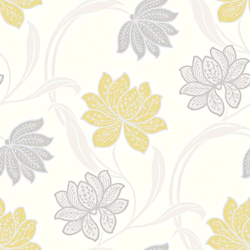 ideco home wallpaper gabe yellow grey a22703 colour rh pinterest com au