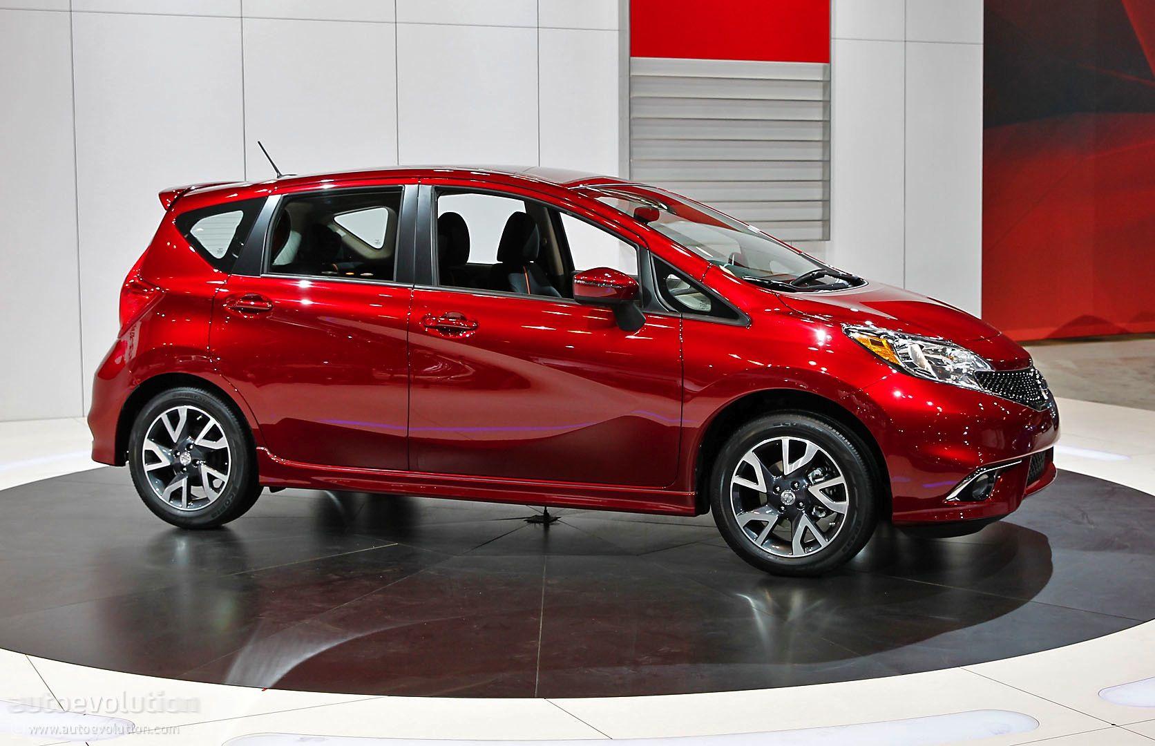 2015 Nissan Versa Note Sr Turismo Coches Motores