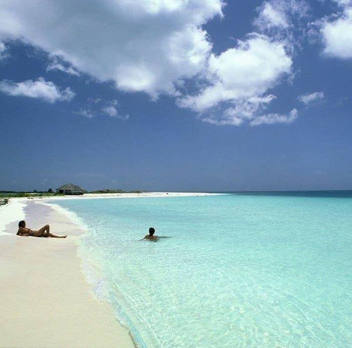 Cayo Largo An Island In Cuba (Caribbean Island) #cubaisland