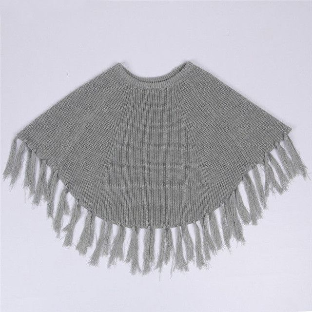 Choice of Baby Girl and Girls Ponchos