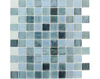 Mosaique Autocollant 25 X 25 Cm Stickers Mosaique Carrelage