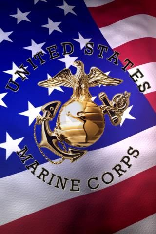 Usmc Ega American Flag Im Glad For The Men And Women Who Protect Us Daily Military Marines Marine Corps Usmc Mom